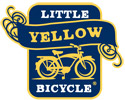 little yellow bicycle